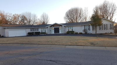 Joplin MO Single Family Home For Sale: $284,850
