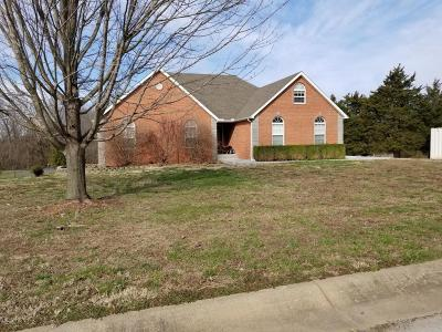 Barry County, Barton County, Dade County, Greene County, Jasper County, Lawrence County, McDonald County, Newton County, Stone County Single Family Home For Sale: 8181 County Lane 214