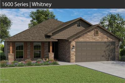 Webb City Single Family Home For Sale: 1806 Kent Drive