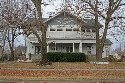 Webb City Single Family Home For Sale: 204 S Ball