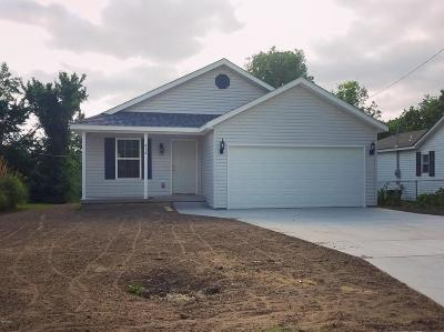 Jasper County Single Family Home For Sale: 812 Brownell