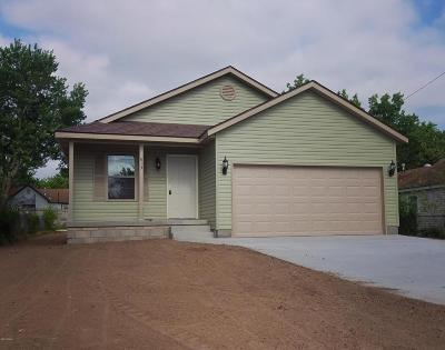 Jasper County Single Family Home For Sale: 813 Brownell