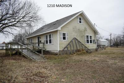 Galena Single Family Home For Sale: 1210 Madison & Others
