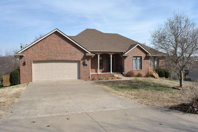 Barry County, Barton County, Dade County, Greene County, Jasper County, Lawrence County, McDonald County, Newton County, Stone County Single Family Home For Sale: 4501 Oak Drive