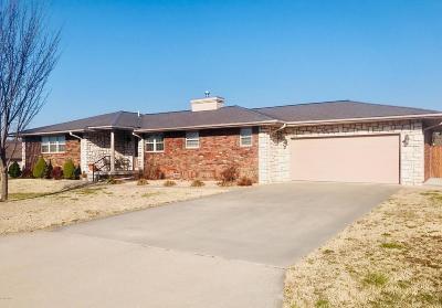 Joplin Single Family Home For Sale: 4201 University Circle