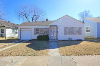 Joplin Single Family Home For Sale: 505 S Porter Avenue