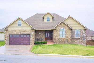Barry County, Barton County, Dade County, Greene County, Jasper County, Lawrence County, McDonald County, Newton County, Stone County Single Family Home For Sale: 3010 Jennifer Avenue