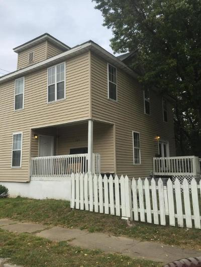 Joplin Single Family Home For Sale: 409 W 3rd Street