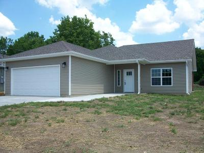 Carterville Single Family Home For Sale: 463 S Pine Street
