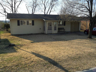 Webb City Single Family Home For Sale: 1634 Jefferson Circle