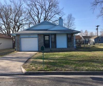 Joplin Single Family Home For Sale: 2936 W 14th Street