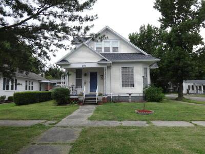Webb City Single Family Home For Sale: 200 S Pennsylvania