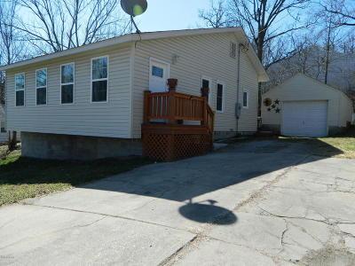 Joplin Single Family Home For Sale: 106 Park Hill