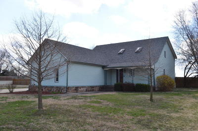 Joplin Single Family Home For Sale: 24522 Leffen Lane