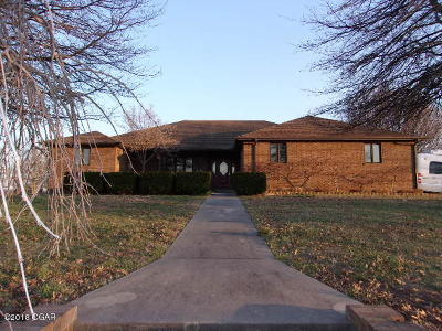 Single Family Home For Sale: 1089 Mystic Lane