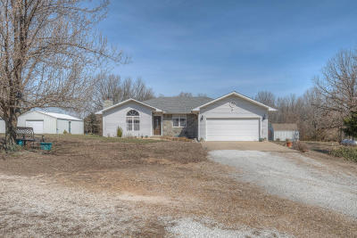 Neosho MO Single Family Home For Sale: $189,000