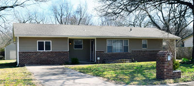 Carterville MO Single Family Home For Sale: $69,750