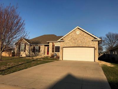 Joplin MO Single Family Home For Sale: $203,000
