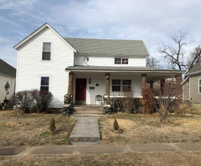 Webb City MO Single Family Home For Sale: $79,900