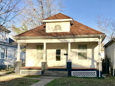 Joplin MO Single Family Home For Sale: $34,500