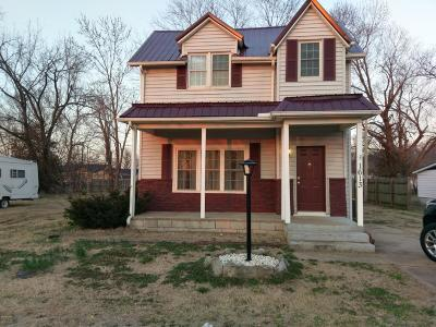 Seneca MO Single Family Home For Sale: $79,900