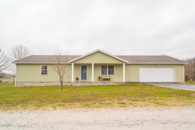 Newton County Single Family Home For Sale: 2687 Broken Arrow Lane