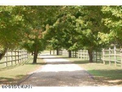 McDonald County Farm & Ranch For Sale: 8251 E Rt. Ee