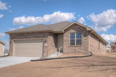 Jasper County Single Family Home For Sale: 2715 S Pearl