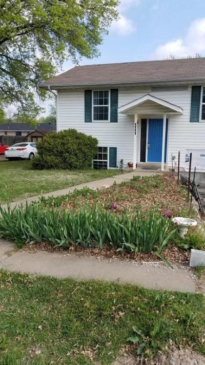 Jasper County Single Family Home For Sale: 1111 E Fairview