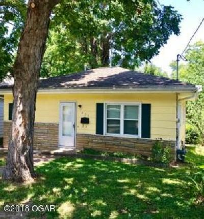 Newton County Single Family Home For Sale: 420 W Spring Street