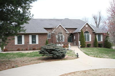 Neosho Single Family Home For Sale: 1240 Stoneledge