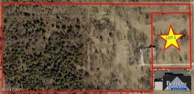 Residential Lots & Land For Sale: 3300 N Rangeline Rd Lot 1