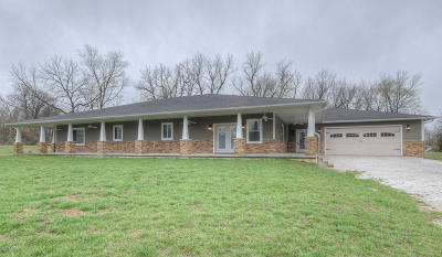 Jasper County Single Family Home For Sale: 7925 County Road 190