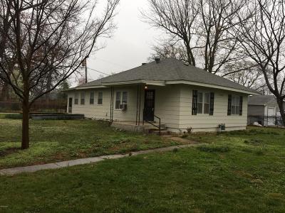 Jasper County Single Family Home For Sale: 2517 Trenton Street