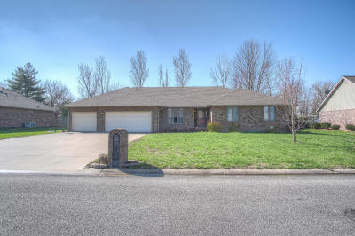 Jasper County Single Family Home For Sale: 1008 Gene Taylor Drive