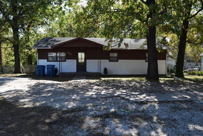 Jasper County Single Family Home For Sale: 2612 Quincy Street