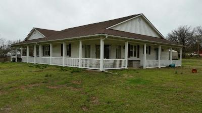 Jasper County Single Family Home For Sale: 2757 N Lone Elm