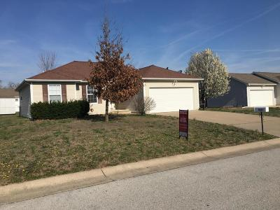Jasper County Single Family Home For Sale: 1226 Wildflower