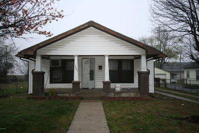 Jasper County Rental For Rent: 3007 E 8th Street