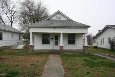 Jasper County Rental For Rent: 3047 E 8th Street