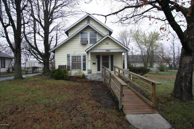 Jasper County Rental For Rent: 3037 E 8th Street