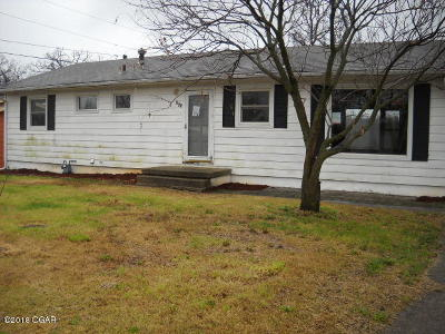 Newton County Single Family Home For Sale: 257 Hillcrest Drive