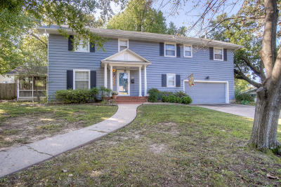 Jasper County Single Family Home For Sale: 1250 Crest Drive