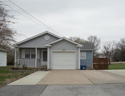 Jasper County Single Family Home For Sale: 1514 Sophia Street