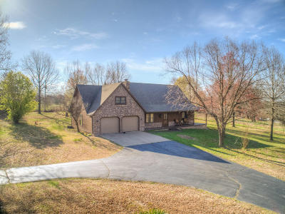 Jasper County Single Family Home Active With Contingencies: 9434 County Road 118