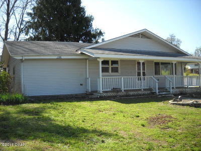Newton County Single Family Home For Sale: 134 Cobb Hill