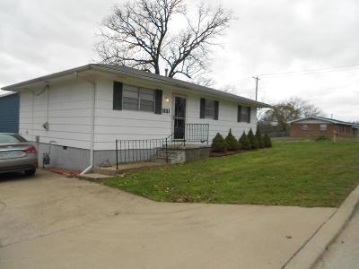 Jasper County Single Family Home For Sale: 1831 N St. Louis Avenue