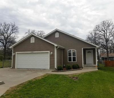 Jasper County Single Family Home For Sale: 2320 Utica Street