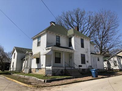 Jasper County Multi Family Home For Sale: 408-414 E 2nd Street