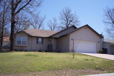 Newton County Single Family Home For Sale: 1705 Cash Street